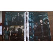 Caderno Supernatural 16 Materias