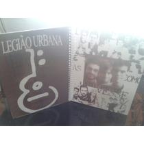 Caderno Legiao Urbana 16 Materias 320 Folhas