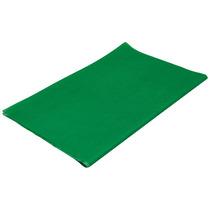Papel De Seda 48x60 Verde Bandeira