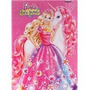 Caderno Brochurão Capa Dura Barbie 96 Folhas