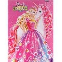 Caderno Brochurão Barbie 60 Folhas