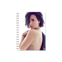 Caderno Demi Lovato 10 Materias