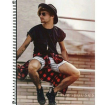Caderno Louis Tomlinson One Direction 1d 1 Matéria