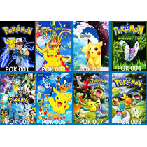 Pokemon - Caderno Brochurão 96 Folhas
