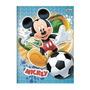 Caderno Brochurão Mickey Capa Dura 96 Folhas