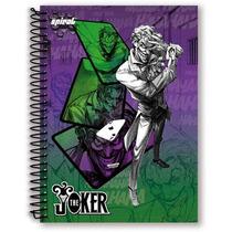 Caderno Univ. Capa Dura 20 Matérias 400 Folhas Joker