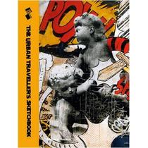 Caderno Desenho Sketchbook The Urban Travellers - 192 Pag.