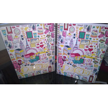 Caderno Capricho 16 Materias