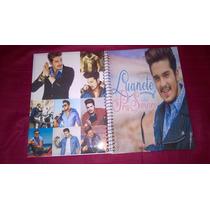 Caderno Luan Santana 1 Materia