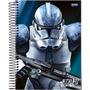 Caderno Star Wars Episódio 7 - 10 Matérias 200 Folhas 2016