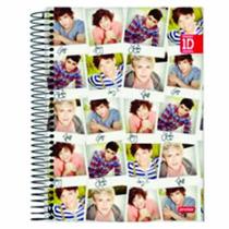 Caderno Espiral One Direction - Jandaia