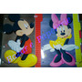 Divisorias De Fichario Turma Mickey Mouse Disney