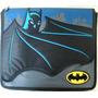 Pasta Jovem Fichário Escolar Com Zíper Batman Tilibra 12 Mat