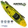 Caiaque Hunter Fishing Brudden Pesca Cor Amarelo Com Preto