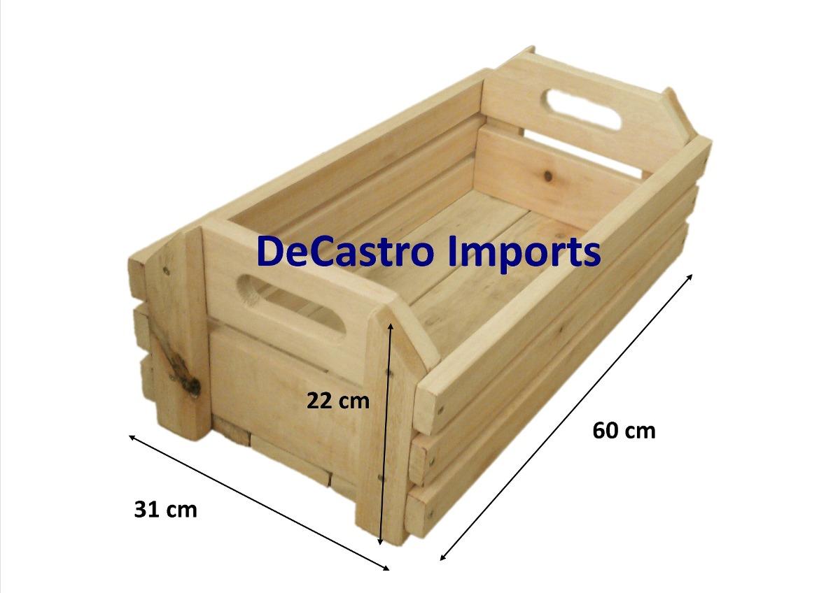 Caixa Caixote De Feira Novo Madeira Ecológica Decoração R$ 59  #131178 1200x848