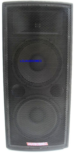 Caixa Tree-way 2x12 /2 Vias Audiomec