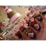 30 Taças Para Brigadeiro + 30 Mini Colheres - Personalizados