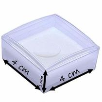 Lote C/30 Embalagem 4x4cm Acrilica
