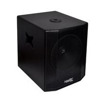 Sub Woofer Grave Ativo Master Audio Falante 15 Jbl Gwa-400 W