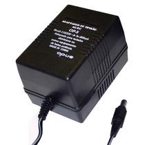 Eliminador De Pilhas 800 Ma Ac Bivolt Dc 9 V Opus Op-5