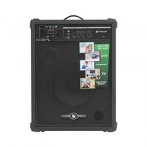 Caixa Som Frahm Ca300 60w Usb,controle,radio, Mp3,ipad