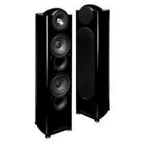 Kef Caixa Reference M203/2 Sb Torre Satin Black - Unidade