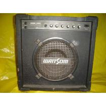 Cx. Amplificada Wattsom=ciclotron Cube -200 P/ Guitarras-