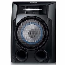 Caixa De Som Original Philips Bass Reflex (140w Rms) Unidade