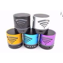 Promoção* Caixinha De Som Bluetooth Wireless Mp3 Usb Fm S916