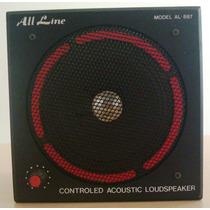 A1305 - Caixa Acústica All Line Modelo Al 887 Leia Descriçã