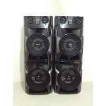 Caixas Acusticas Sony Mhc-gpx8 Potencia 1200w Rms