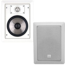 Caixa Acústica/embutir - Retangular/teto - Jbl Sp6 Ii - Par