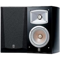 Par De Caixas Acústica Bookshelf Yamaha Ns 333
