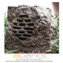 Caixa Acústica Para Jardim Pedra Som Ambiente