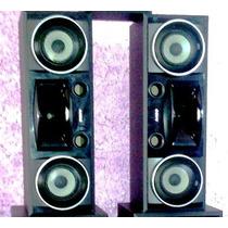 Vendo Kit 02 Caixas Sony Muteki 185w Cada - Mini Torres