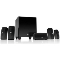 Conjunto De Caixas Acusticas 5.1 Home Theater Jbl Cinema 610