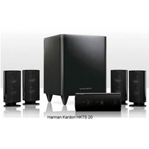 Kit Caixas Home Theater Harman Kardon Hkts60 C/nota Fiscal