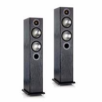 Monitor Audio Bronze 5 - Caixa Torre 120w Rms/ 90db (par) Nf