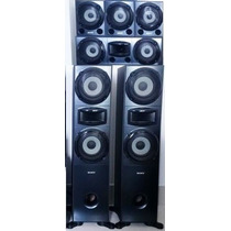 Vendo Kit 06 Caixas Sony Muteki 7000 140w Cada