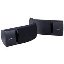 Bose 161 - Par De Caixas Acústicas, 100w Em 8 Ohms, Pretas