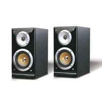 Par De Caixas Acústicas Bookshelf Pure Acoustics Qx900