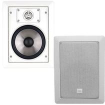 Caixa Acústica/embutir - Retangular/teto - Jbl Sp6ii - O Par