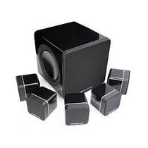Cambridge Audio Minx S215 - Conjunto Caixas 5.1 Preto
