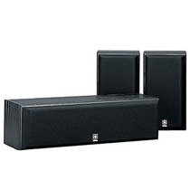 Kit De Caixa Home Theater Yamaha Ns-p60
