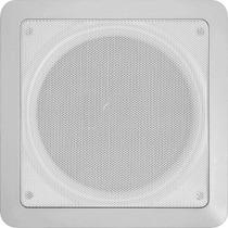 Caixa Som Ambiente Acústica Teto Gesso Arandela Natts 6 Ht