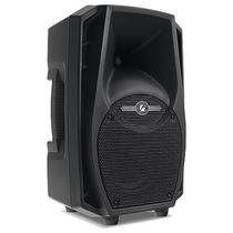 Caixa De Som Ativa Frahm Ps12a Bluetooth 200w Rms 12 Pol