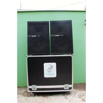 Caixa Ativa Sky 700 Studior + Case Brinde*