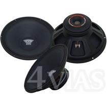 Alto Falante Oversound 15 Steel 300 300w Rms Loja 4vias