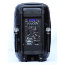 Caixa De Som Bateria Amplificada Ativa Xlounge 12`` 500w Rms