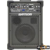 Caixa De Som Multiuso Ciclotron Wattsom Entertech 120 30w